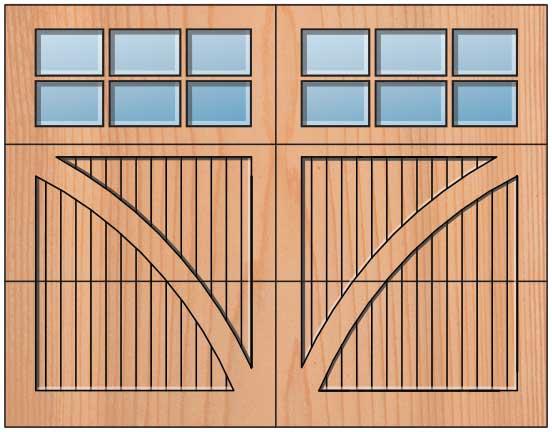 Everite Door - Concord