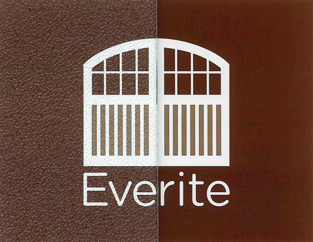 Everite Door - Decorative Glass