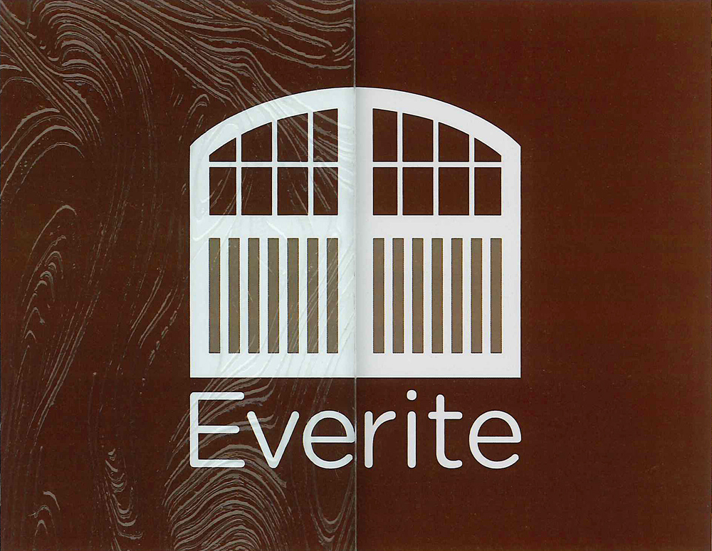 Everite Door - Taffeta Glass