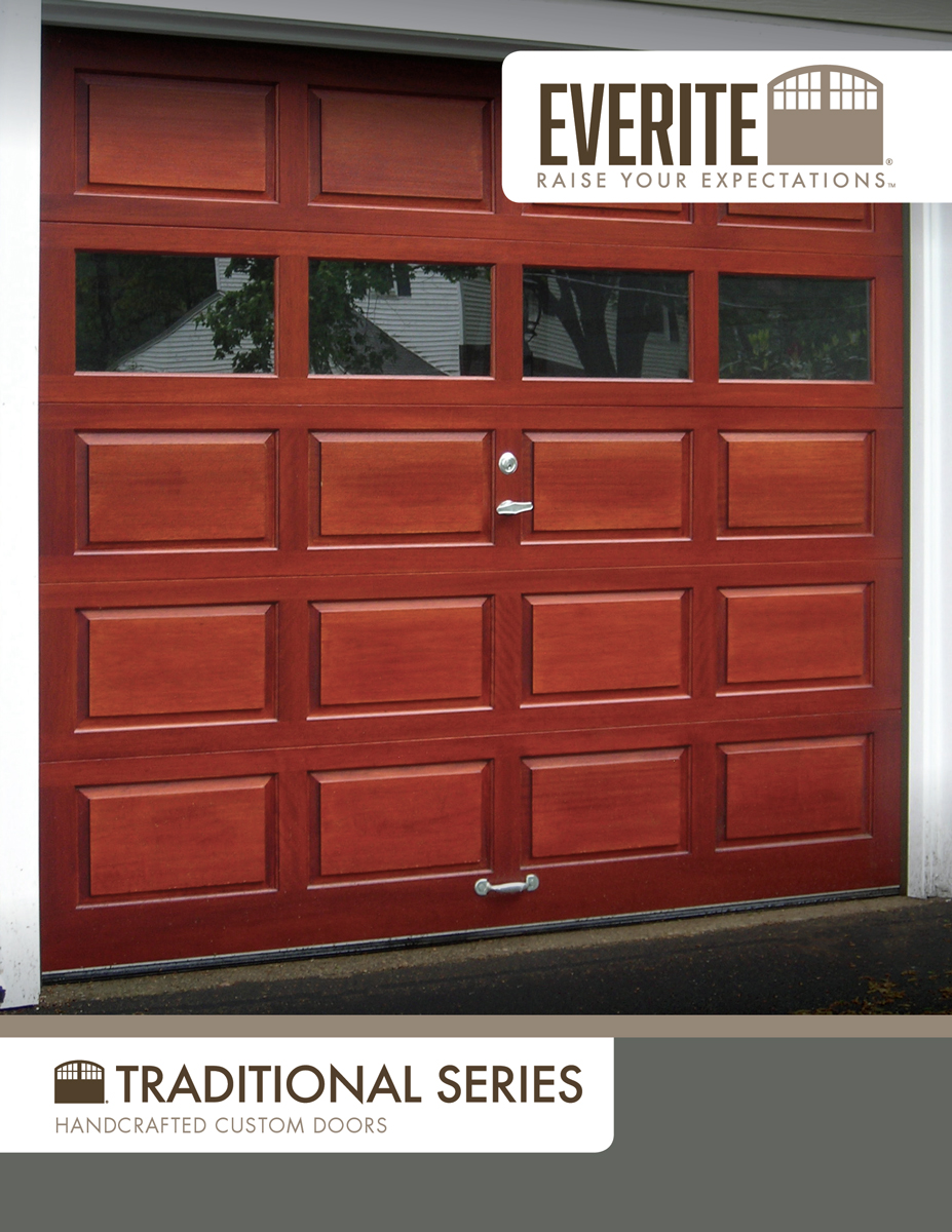 Everite Door - Traditional Series Brochure